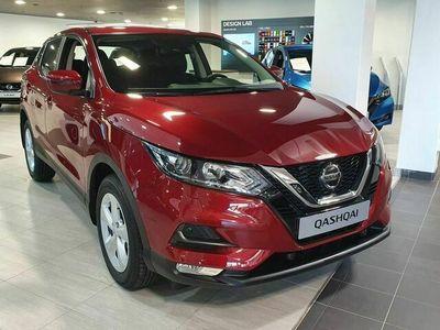 begagnad Nissan Qashqai Acenta Hedin Bil Akalla