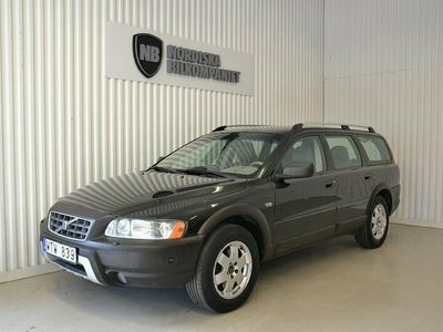 begagnad Volvo XC70 2.5T AWD Geartronic Kinetic 210hk