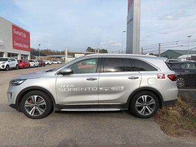 begagnad Kia Sorento 2.2 CRDi AWD Automat GT-Line 7-sits 200hk / Dragkrok