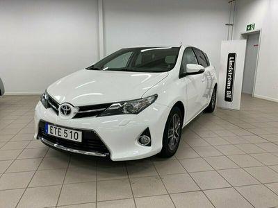 begagnad Toyota Auris 1.6 Edition feel