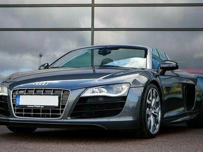 begagnad Audi R8 Spyder CAPRISTO Sportavgas OBS SPEC 2010, Sportkupé Pris 689 000 kr