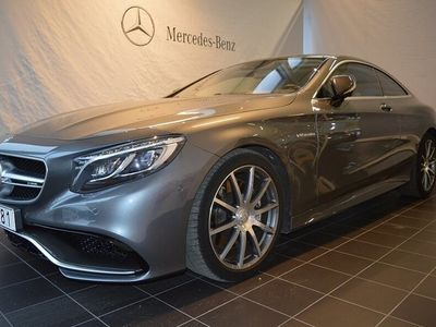 begagnad Mercedes S63 AMG AMG4MATIC Coupé AMG Speedshift