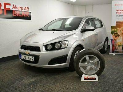 begagnad Chevrolet Aveo 1.3 CDTi 2012, Halvkombi Pris 56 500 kr