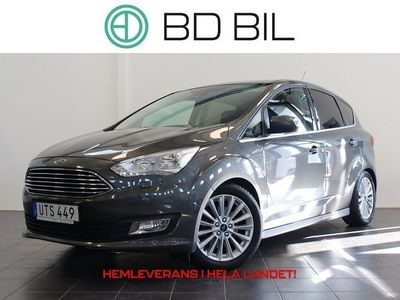 begagnad Ford C-MAX 1.5 Ecoboost DRAG BACKKAMERA