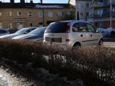 begagnad Opel Meriva Plus -04