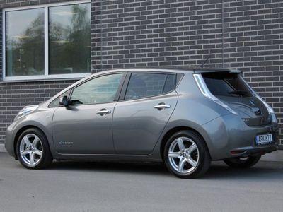 begagnad Nissan Leaf Tekna 24 kWh 1750 mil -15