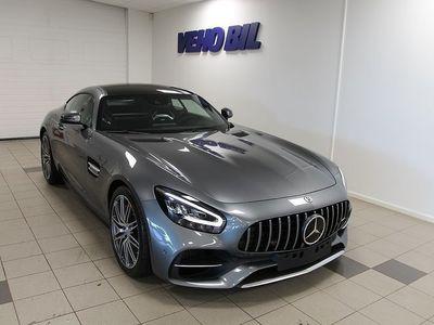 begagnad Mercedes AMG GT S Coupé -20