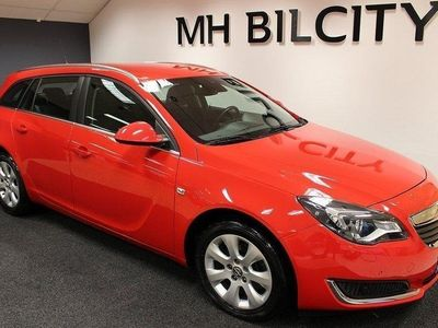 begagnad Opel Insignia Sports Tourer Business 4WD,170