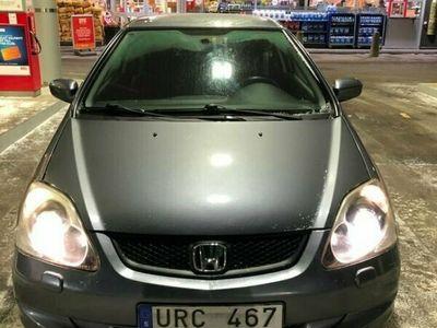 begagnad Honda Civic 3 DR