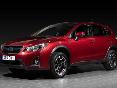 begagnad Subaru XV 2.0 4WD / Automat