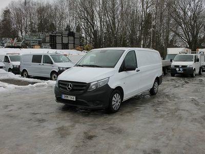 brugt Mercedes Vito 111 CDI Lång Drag 5600mil