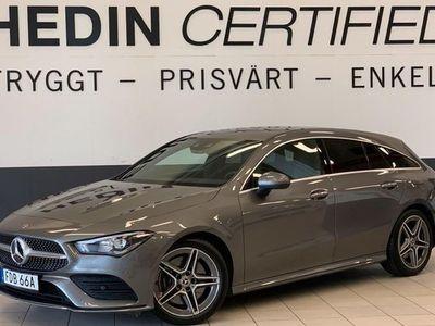 begagnad Mercedes 250 CLA Benz4Matic AMG Värmare Premium 2020, Sportkupé 414 800 kr