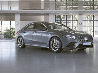 begagnad Mercedes A250 e Sedan Plug-In Hybrid AMG-Line