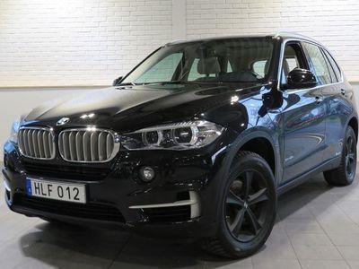 begagnad BMW X5 2.0 313hk xDrive40e Plugin Hybrid Vhjul Skinn Panorama