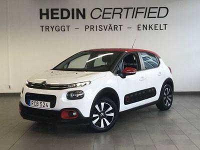 begagnad Citroën C3 1.2 PureTech Feel Navi / V - hjul