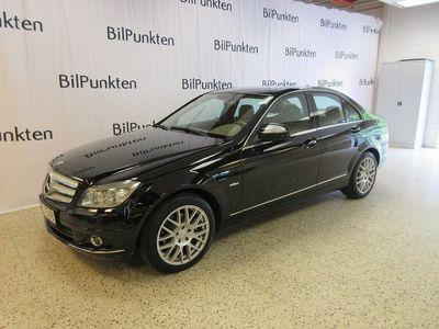 begagnad Mercedes C280 ELEGANCE AUT