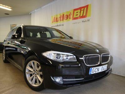 begagnad BMW 520 d Touring D GPS FARTHÅLLARE