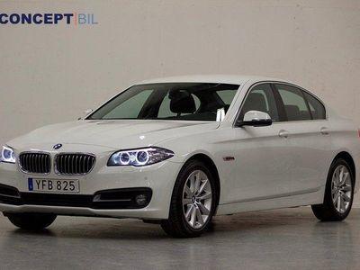 begagnad BMW 520 d xDrive Sedan Aut Eur 6/Skinn/190hk