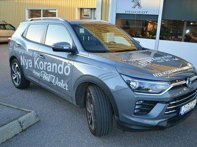 begagnad Ssangyong Korando XE 160hk Bensin Aut AWD Nav Euro6