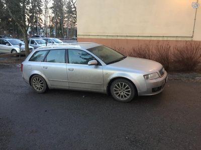 gebraucht Audi A4 1,8t quattro s-line -04