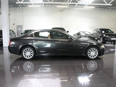 begagnad Maserati Quattroporte Automatica, Facelift