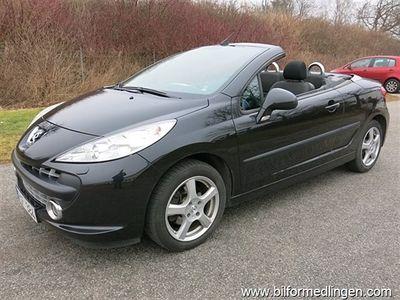begagnad Peugeot 207 CC 1.6 VTi AC Svensksåld