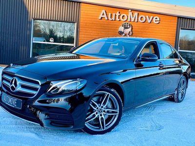 begagnad Mercedes E350 EAMG Line Laddhybrid 9G-Tronic 3788 mil