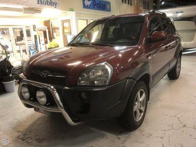 gebraucht Hyundai Tucson 2.0 CRDi 4WD 140hk