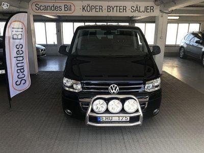 begagnad VW Multivan 4Motion Sekventiell High -10