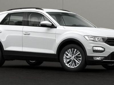 begagnad VW T-Roc 2.0TDI 4MOTION 150HK DSG7
