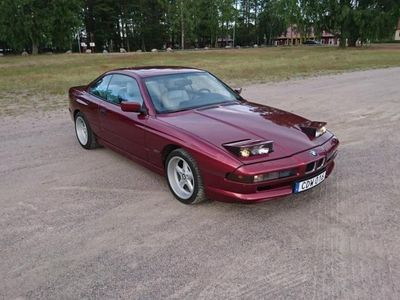 brugt BMW 850 ia e31 -91