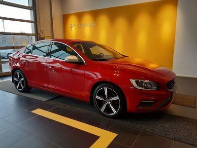 begagnad Volvo S60 T4 Business Advanced R-Design