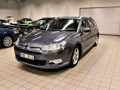 begagnad Citroën C5 2.0HDI KOMBi AUTO NYKAMREM NYBES