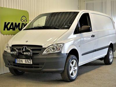 begagnad Mercedes Vito 113 CDI 4x4 W639 (136hk)