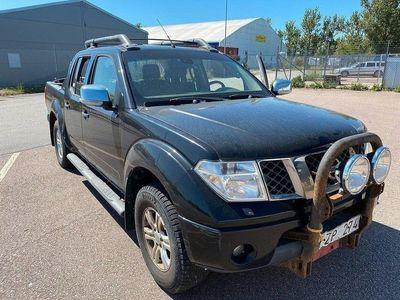 begagnad Nissan Navara 2,5 dci Dubbelhytt