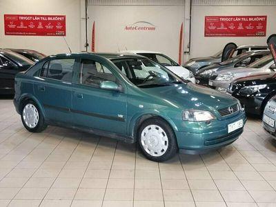 begagnad Opel Astra 5-dörrar 1.6 101hk