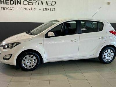 begagnad Hyundai i20 1.2 85hk