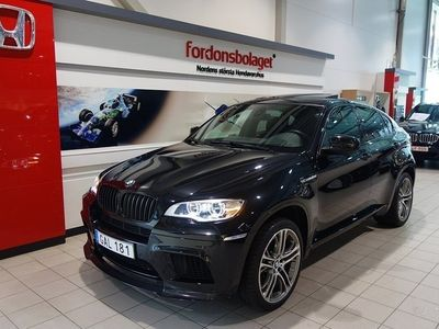 begagnad BMW X6 M 1/100 Design Edition Svensksåld