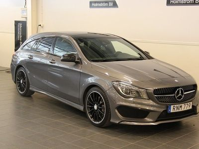 begagnad Mercedes 220 CLA Benzd 4MATIC Shooting Brake 2016, Sportkupé 269 000 kr