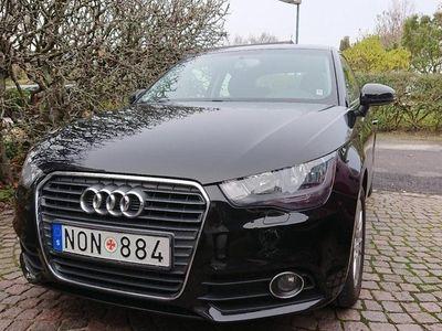 begagnad Audi A1 1,2 TFSI 86hk