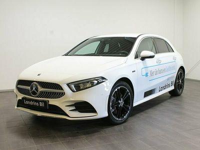 begagnad Mercedes A250 e Plug-in Hybrid 8G-DCT AMG Premium