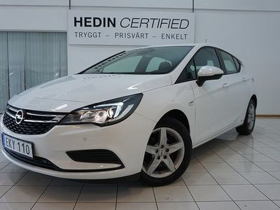 begagnad Opel Astra 1.4 EDIT 125hk Snowflake -17