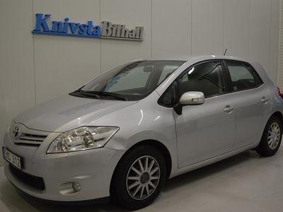 begagnad Toyota Auris 5-dörrar 1.4 D-4D 90hk Drag -12