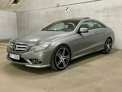 begagnad Mercedes E200 207CGI