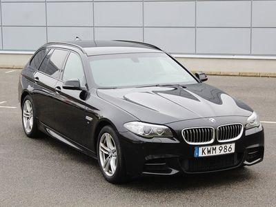 begagnad BMW 520 d xDrive Touring M-Sport Euro 6 190hk Automat