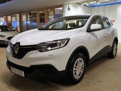 begagnad Renault Kadjar 1,2 TCe 130hk Life 4x2