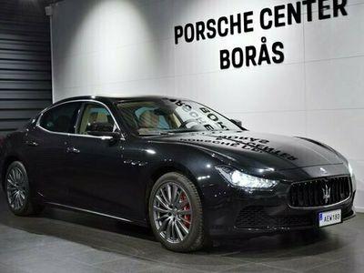 begagnad Maserati Ghibli S Q4 2017, Sedan Pris 465 000 kr