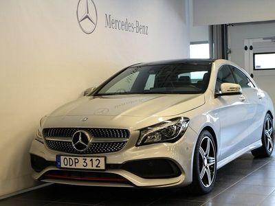 begagnad Mercedes 250 Cla-klass4MATIC Coupé AMG Line