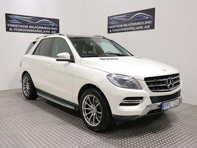 begagnad Mercedes ML350 CDI 4M E6 258HK 2420kr/m -14