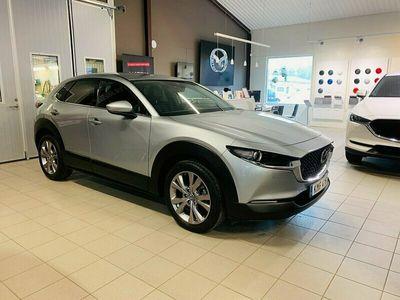 begagnad Mazda CX-30 2.0 SKYACTIV-X M Hybrid Automat Euro 6 180hk